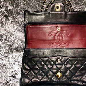 Chanel vintage handbag (1980's)